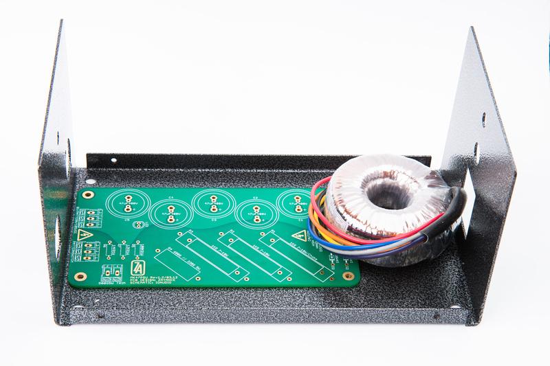 newbie builds ioaudio MK47 microphone